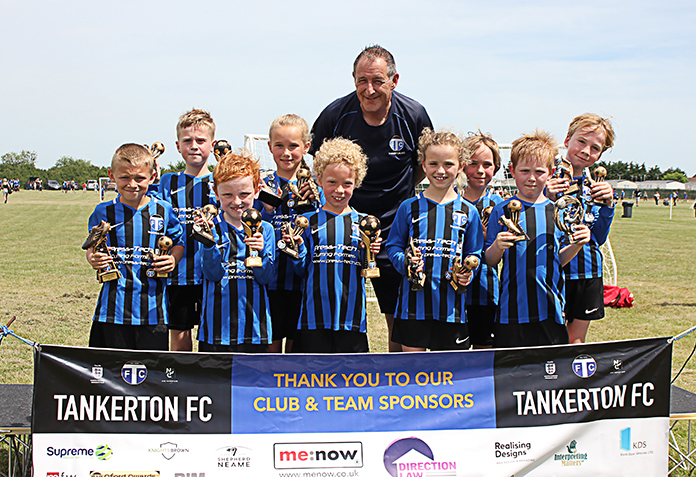 Tankerton FC Under 8s Colts