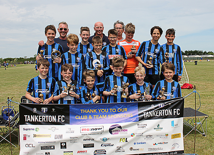 Tankerton FC Under 13s Colts