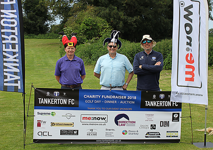 Massive success for the TFC Golf Day, Dinner & Fundraising Auction