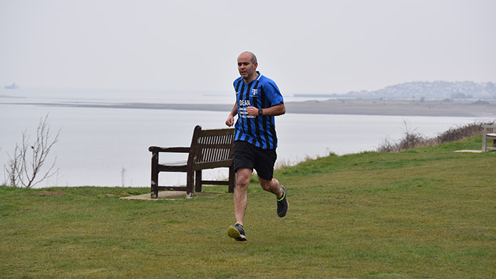 TFC coach running the London Marathon to raise funds for the club