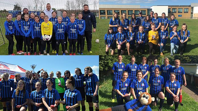 What a season for Tankerton Girls' and Women's teams!